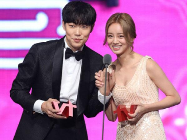 Momen-momen Manis Di Drama dan Pertemanan Ryu Jun Yeol-Hyeri yang Berbuah Asmara