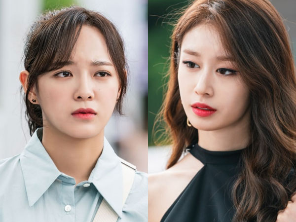 Pesona Kontras Sejeong dan Jiyeon di Drama 'I Wanna Hear Your Song'