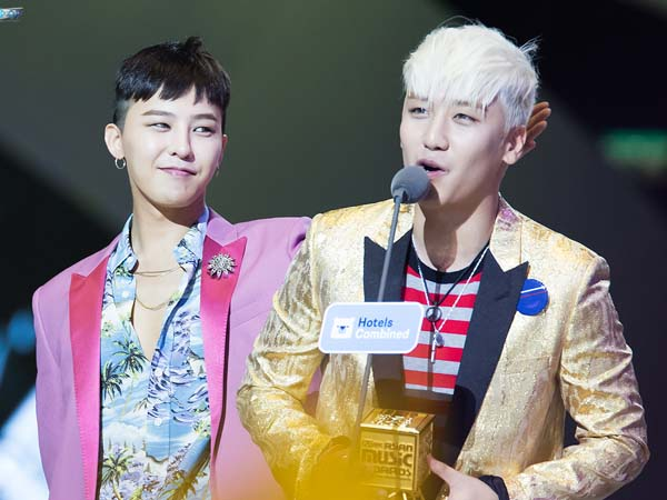 Tunjukan Sikap 'Hormat dan Takut', Seungri Big Bang Goda G-Dragon Dengan Perlakuan Lucu Ini!