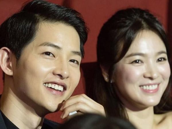 Ternyata Ini Alasan Media Korea Rahasiakan Kisah Asmara Song Joong Ki & Song Hye Kyo
