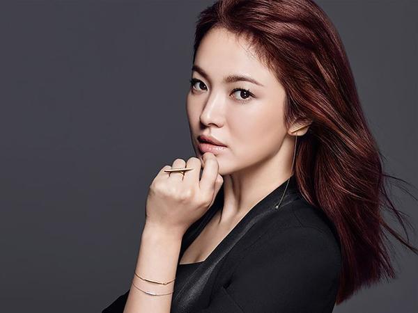 Ahli Bedah Plastik Pilih Song Hye Kyo Sebagai Seleb dengan Hidung Paling Cantik