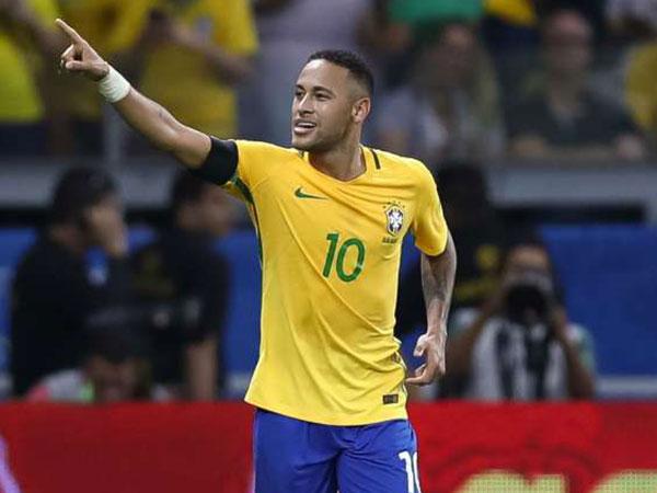 Neymar yang 'Baru' Bertekad Bawa Brasil Juara Piala Dunia 2018 di Rusia!