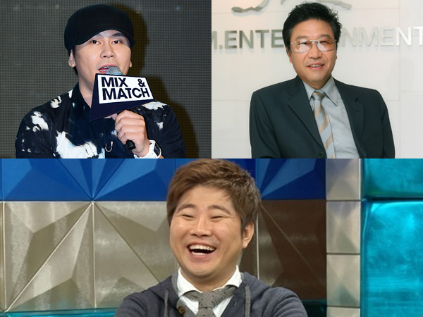 CEO FNC Entertainment Bersanding dengan YG dan SM Sebagai Pemilik Saham Terbesar!