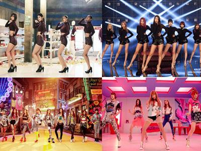 4 Gaya 'Kembar' Comeback Girl Group K-Pop Sepanjang 2013