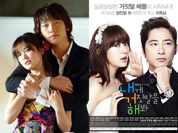 5 Drama Korea yang Kisahkan Kawin Kontrak