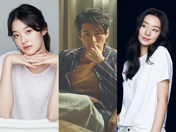 5 Aktor dan Aktris dari VAST Entertainment, Hyun Bin Jadi Cowok Sendiri