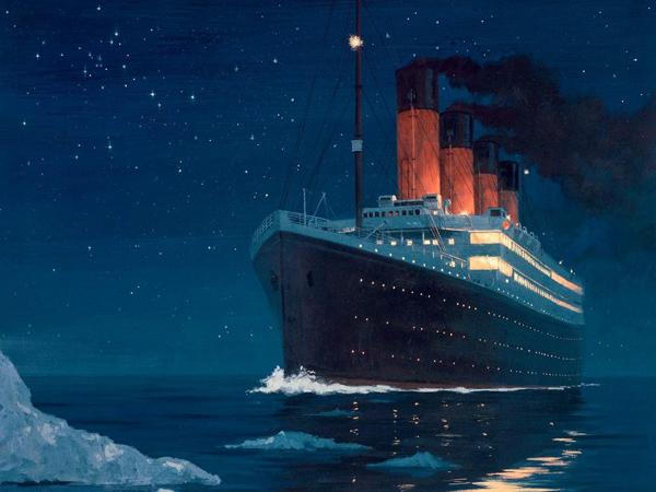 Peringatan 103 Tahun, Simak Keanehan yang Terjadi Sebelum Titanic Berlayar