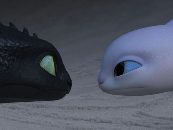 Trailer Perdana 'How to Train Your Dragon 3' Tunjukkan Toothless yang Jatuh Cinta!