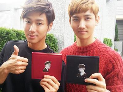 Wow, Penjualan Album TVXQ Raih Angka Fantastis!