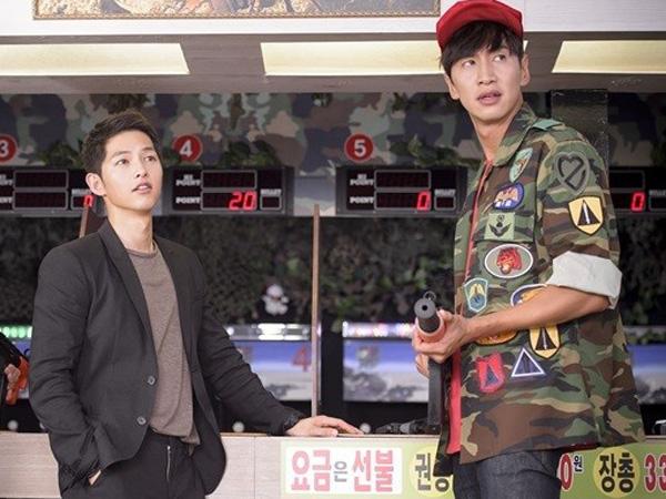 Dukung Song Joong Ki, Lee Kwang Soo akan Jadi Cameo di Drama 'Descendants of the Sun'!
