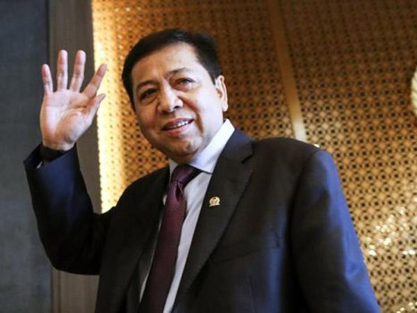 Kader Golkar Sebut Setya Novanto Ajukan Surat Mundur Sebagai Ketua DPR