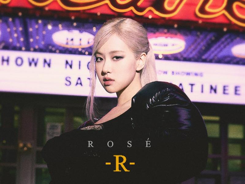 Rose BLACKPINK Catat Rekor Baru untuk PO Album Solois Wanita