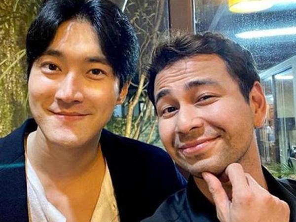 Gegara Siwon 'Mas Agung' Nama Raffi Ahmad Jadi Trending