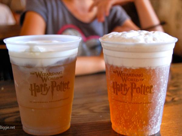 Yuk, Cobain Resep Mudah Buat Minuman Butterbeer A La Harry Potter!