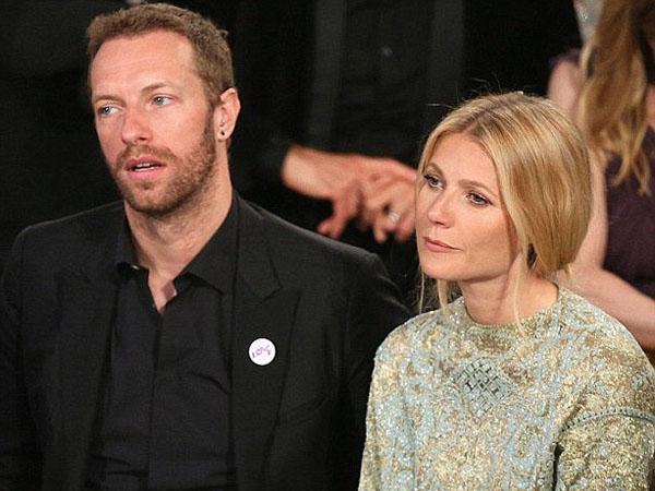 Dua Tahun Berpisah, Chris Martin dan Gwyneth Paltrow Akhirnya Resmi Bercerai