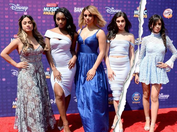 4 Tahun Lebih Bersama, Camila Cabello Putuskan Hengkang dari Fifth Harmony!