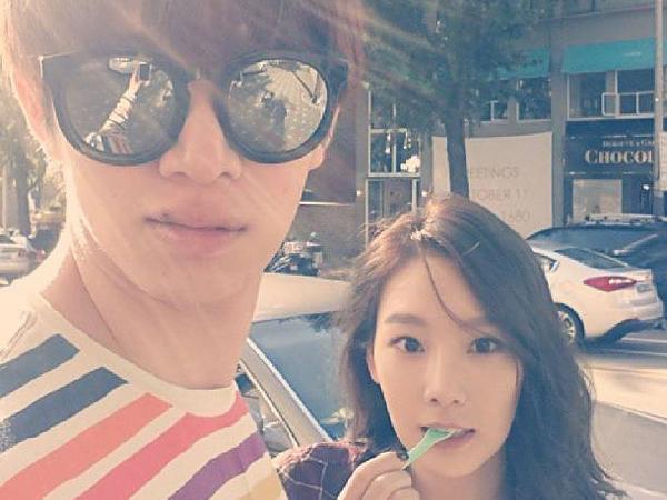 Awal Pertemanan Heechul & Taeyeon SNSD Diwarnai Kejadian Tak Menyenangkan?
