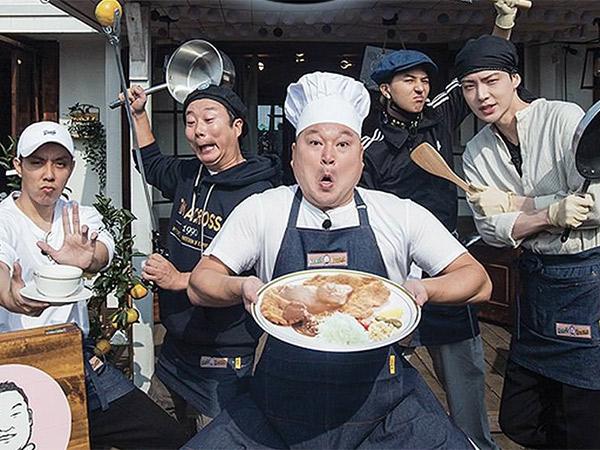 'Kang's Kitchen' Akhirnya Konfirmasi Jadwal Tayang