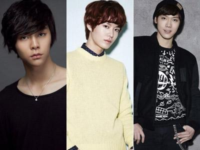 SM Entertainment Kembali Perkenalkan 3 Member Baru SMRookies!