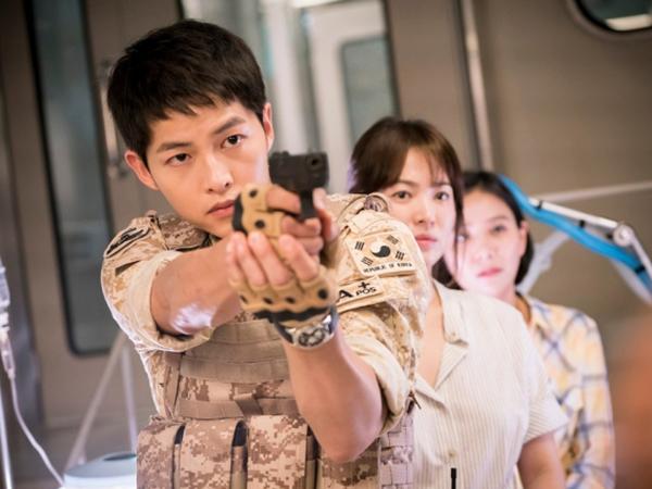 Sebelum Diambil Song Joong Ki, Tokoh Utama 'Descendants of the Sun' Banyak Ditolak Para Aktor?