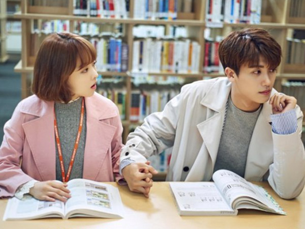 Gencar PDKT, Hyungsik Makin Berani Lakukan Skinship di Episode Terbaru 'Strong Woman Do Bong Soon'