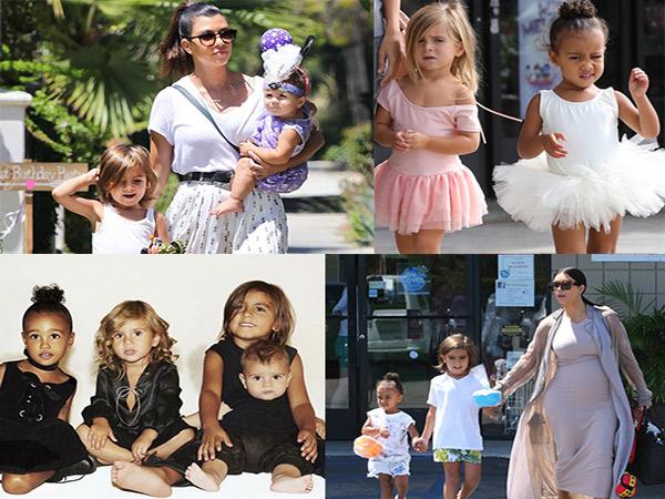 Terdengar Unik, Berikut Adalah Makna Dibalik Nama Bayi Keluarga 'The Kardashians'