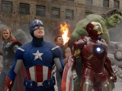 Wow The Avengers Bikin Rekor Baru