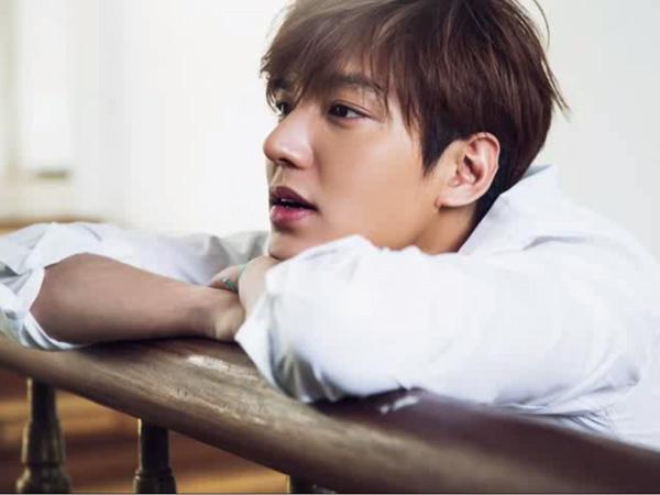 Tunjukan Cinta untuk Fans, Lee Min Ho Rilis Lagu Spesial di Hari Ulang Tahunnya