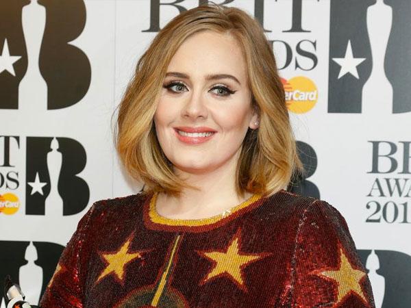 Sukses Jadi Musisi, Adele Siap Debut Sebagai Aktris!