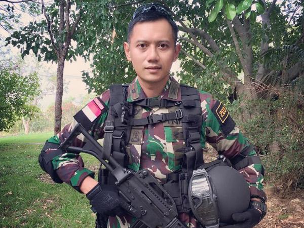Diprotes Maju Jadi Pilgub DKI, Ini Cerita Agus Yodhoyono Harus Pilih Militer Atau Politik