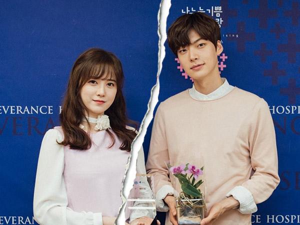 Ahn Jae Hyun Resmi Gugat Cerai Goo Hye Sun