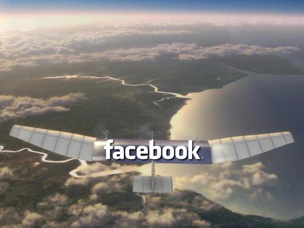Intip Teknologi Canggih Drone Internet Pertama di Dunia Buatan Facebook