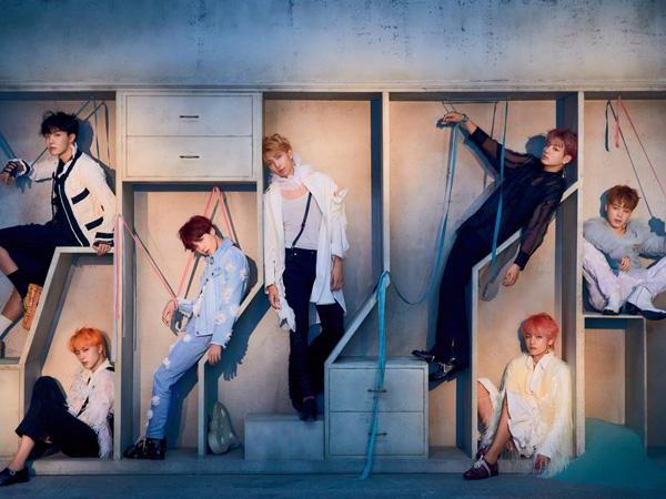 Bedah Fashion Super Mewah BTS di Foto Konsep Album 'Love Yourself: Answer'