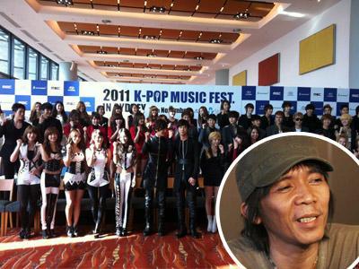 Bimbim Slank Puji Cara Kerja Musik K-pop