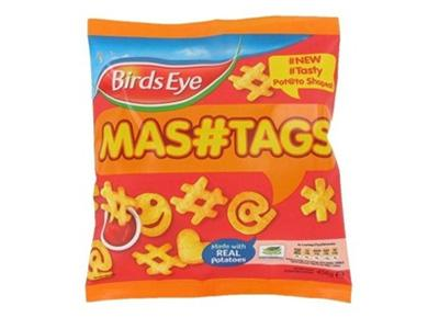 Mulai dari Emoticon Hingga Hashtag, Snack Ini Berbentuk Simbol di Social Media!