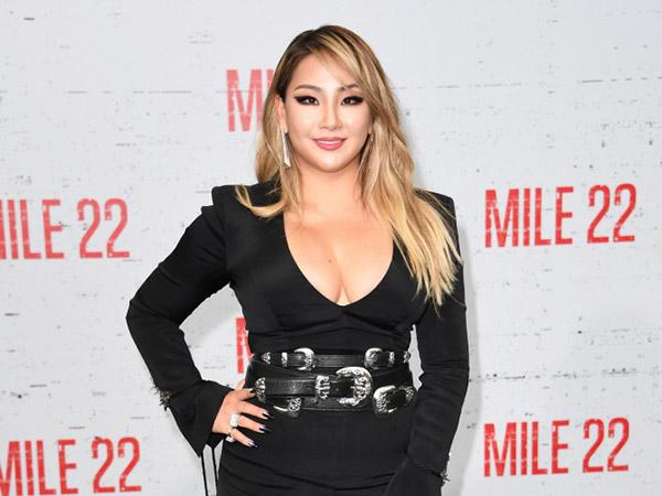CL Tampil Kece di Acara Peluncuran Film Hollywood Perdananya 'Mile 22'