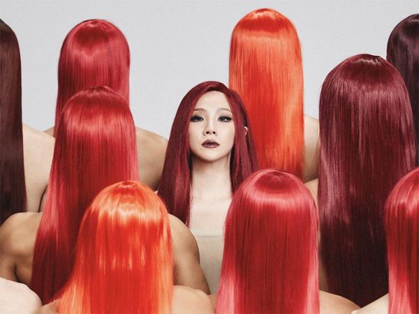 Comeback CL dengan Single 'Spicy' Puncaki Chart iTunes Top Song
