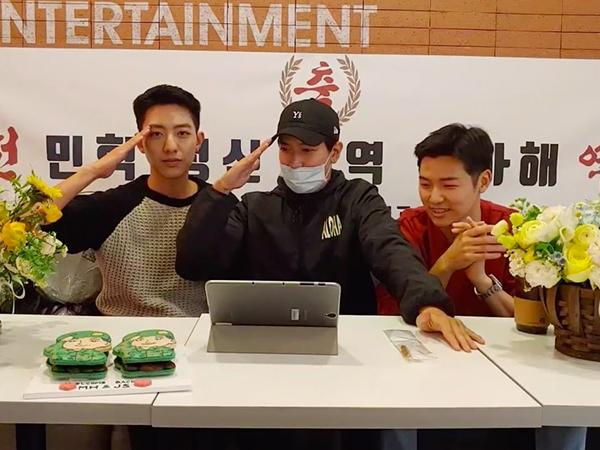 Bahas Kehidupan Militer, Momen CNBLUE Reunian Sukses Obati Kerinduan Fans