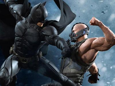 The Dark Knight Rises Masih Jawara Box Office