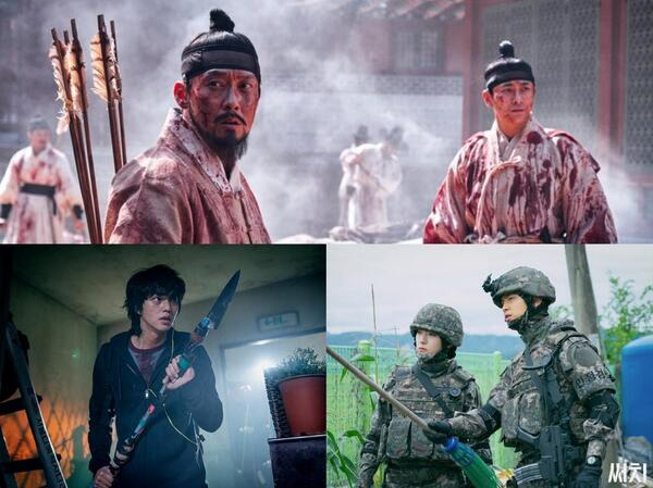 Tanpa Romance, 5 Drama Korea Ini Tetap Seru Ditonton (Part 1)