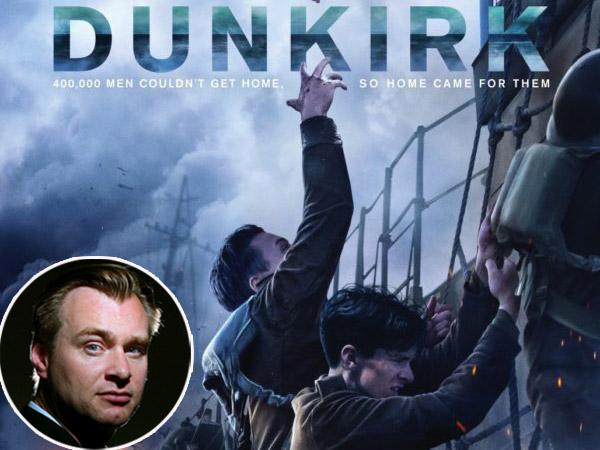 Peraturan Unik Christopher Nolan Saat Syuting Film Fenomenal 'Dunkirk'