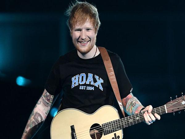 Selamat! Ed Sheeran Umumkan Pertunangannya dengan Sang Kekasih