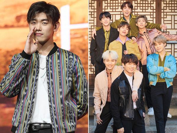 Eric Nam Ungkap Dukungan dari BTS dan Rekan Artis untuk Album Barunya