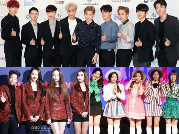 Liburan ke Hawaii, Semua Artis K-pop SM Entertainment Absen dari Acara Tahunan MBC Ini