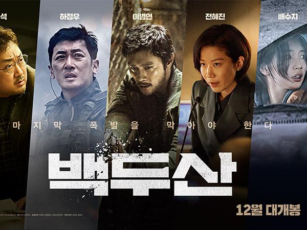 Film Korea Ashfall Tembus 1 Juta Penonton dalam 3 Hari