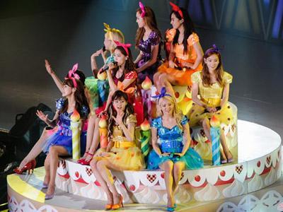 SNSD Sukses Buka Konser Tur Dunia Perdana nya di Seoul!
