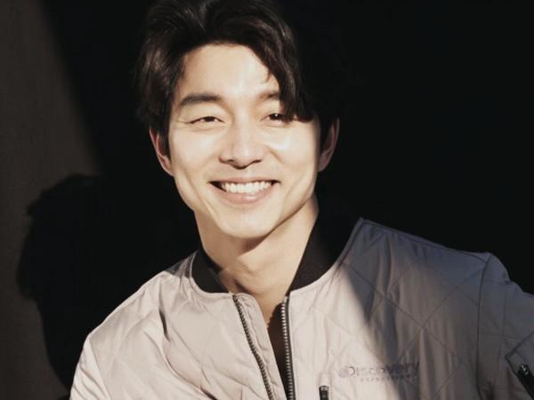 Usung Konsep 'Boyfriend Look', Gong Yoo Tampil Casual nan Stylish di Edisi Terbaru Majalah High Cut