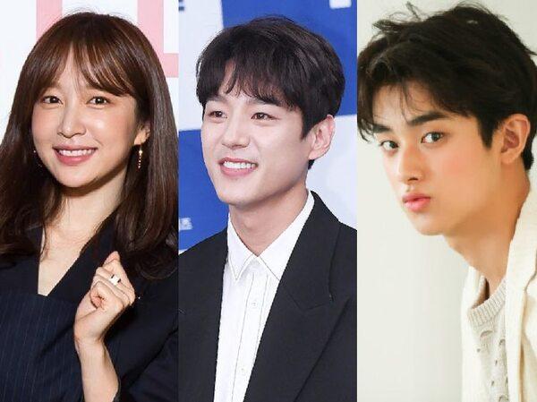 Hani EXID, Kwak Si Yang dan Kim Min Kyu Bintangi Drama Baru Bertema Idol
