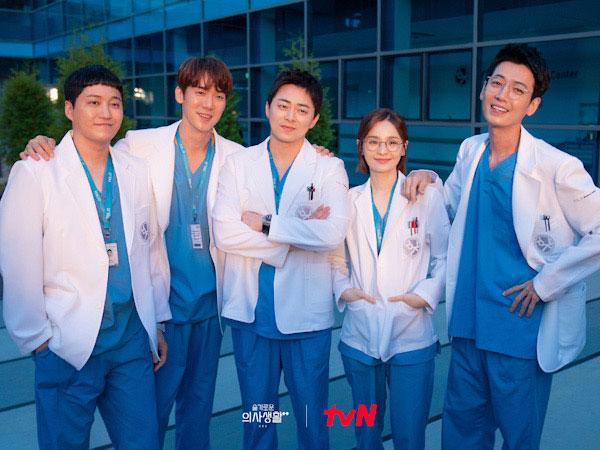 Hospital Playlist Season 2 Tamat dengan Rating Tertinggi