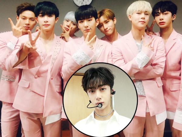 Begini Cara Monsta X Tunjukkan Kekompakan di Tengah Hiatusnya Hyungwon